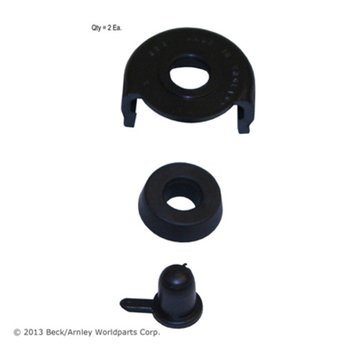 BECK/ARNLEY - Drum Brake Wheel Cylinder Repair Kit - BAR 071-5904