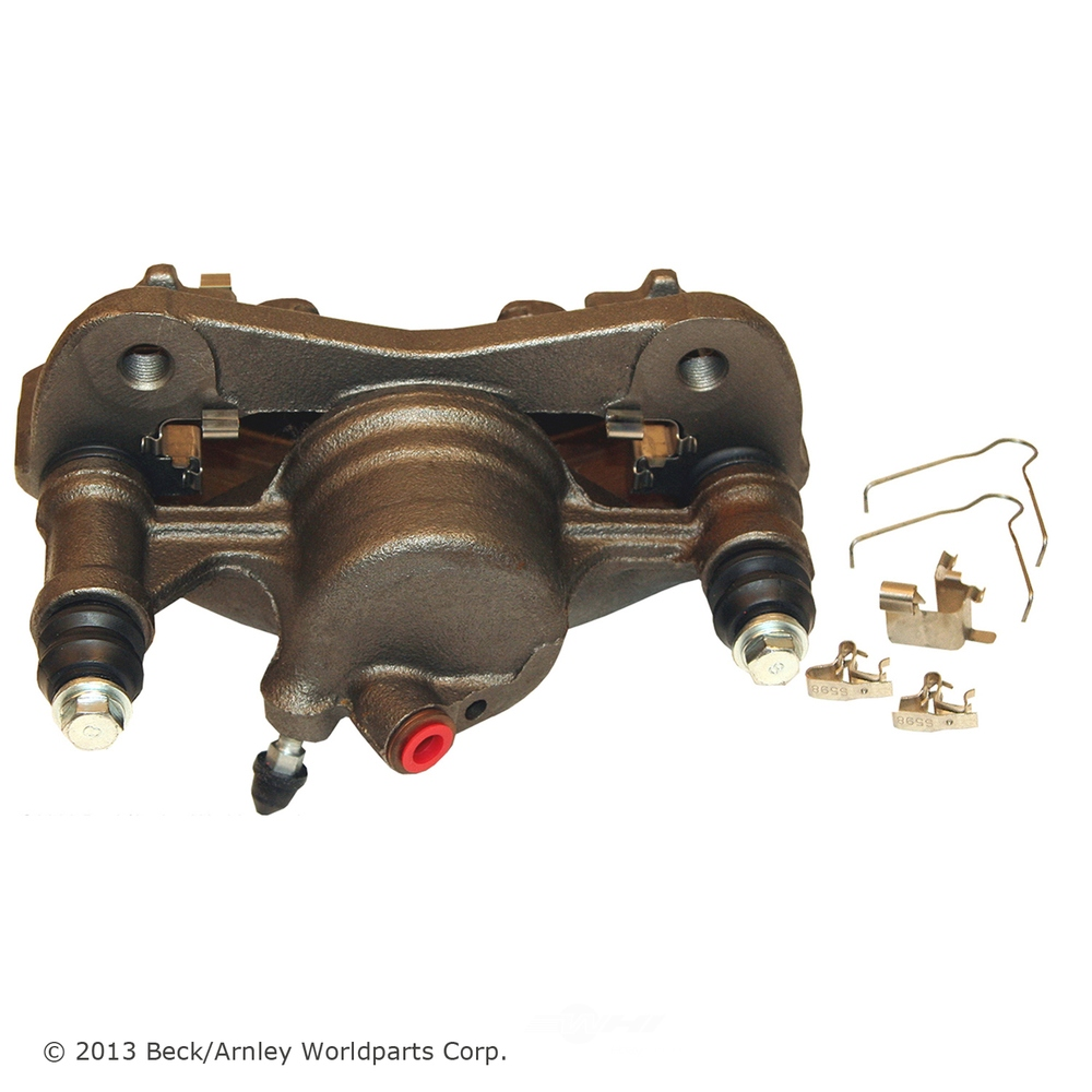 BECK/ARNLEY - Disc Brake Caliper - BAR 077-0410S