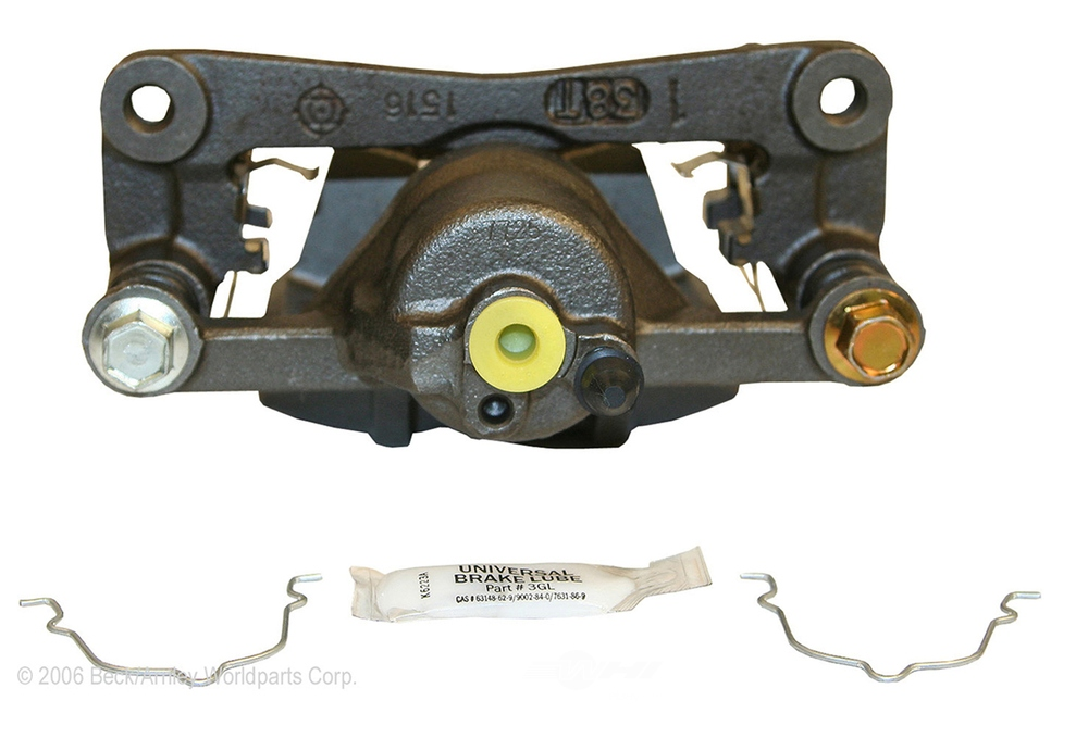 BECK/ARNLEY - Disc Brake Caliper - BAR 077-1223S