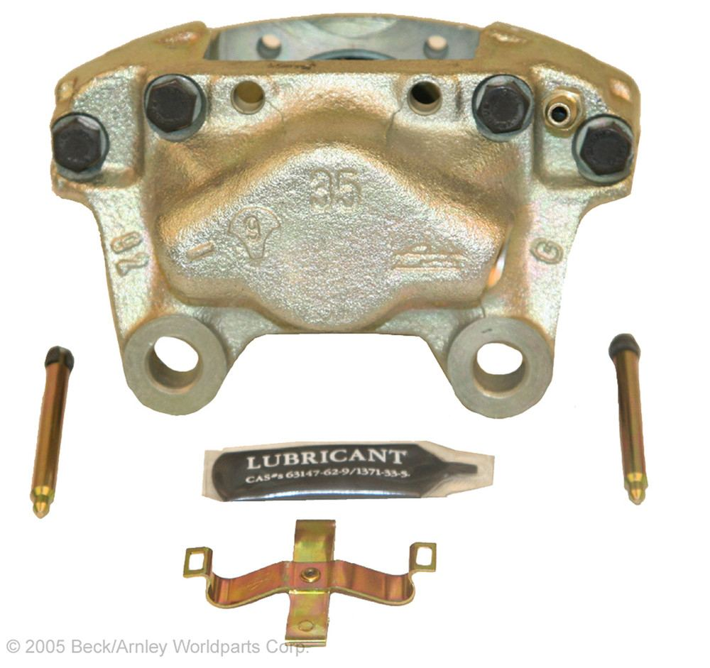 BECK/ARNLEY - Disc Brake Caliper (Rear Left) - BAR 077-1241S