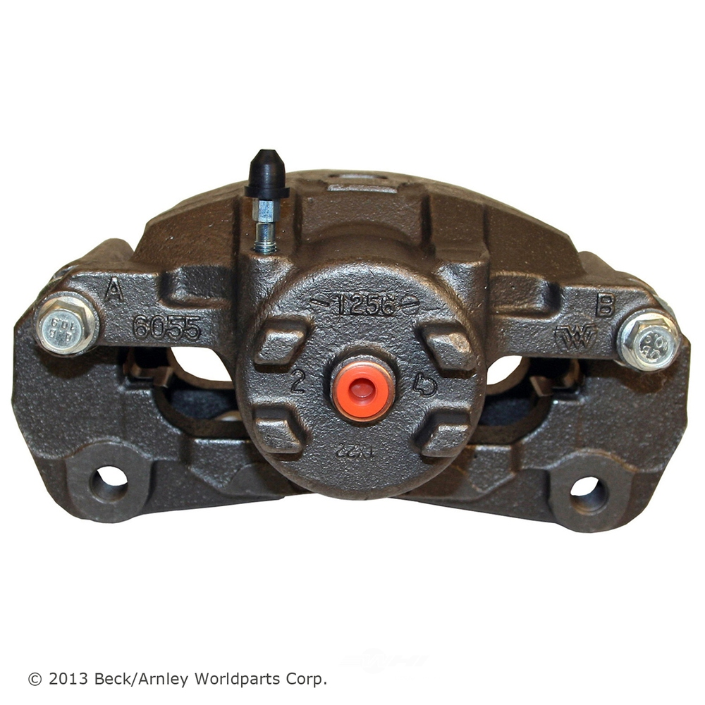 BECK/ARNLEY - Disc Brake Caliper - BAR 077-1499S