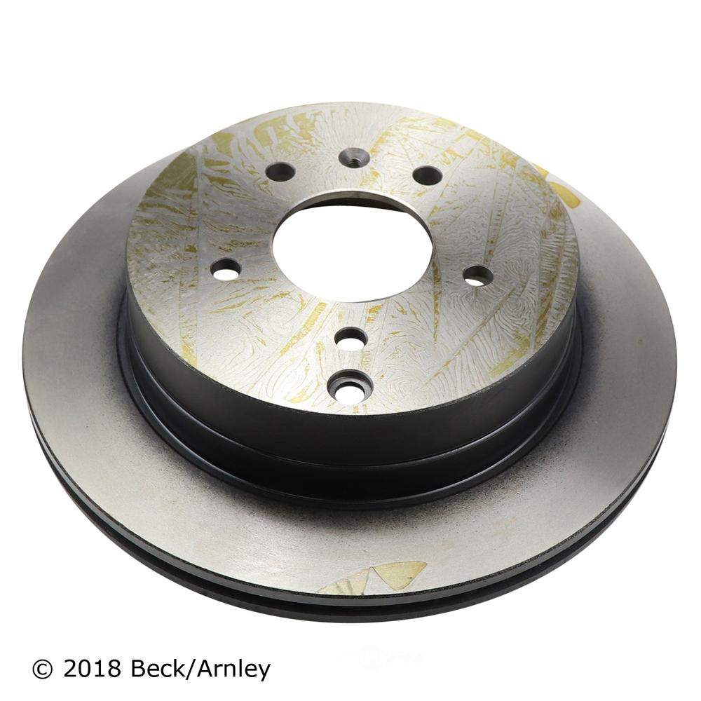 BECK/ARNLEY - Disc Brake Rotor - BAR 083-3429