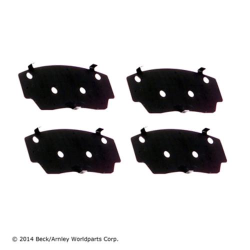 BECK/ARNLEY - Disc Brake Pad Shim - BAR 084-2040