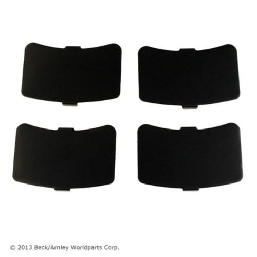 BECK/ARNLEY - Disc Brake Pad Shim - BAR 084-2046
