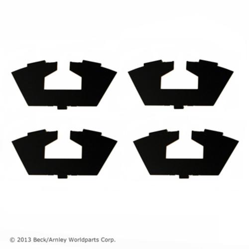 BECK/ARNLEY - Disc Brake Pad Shim - BAR 084-2048