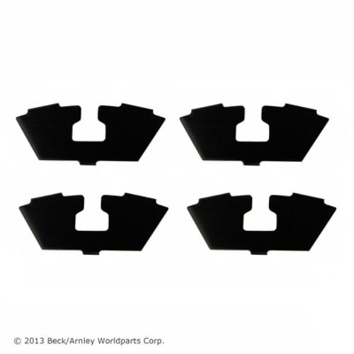 BECK/ARNLEY - Disc Brake Pad Shim - BAR 084-2053