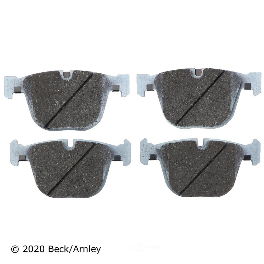 BECK/ARNLEY - Disc Brake Pad (Rear) - BAR 085-1721
