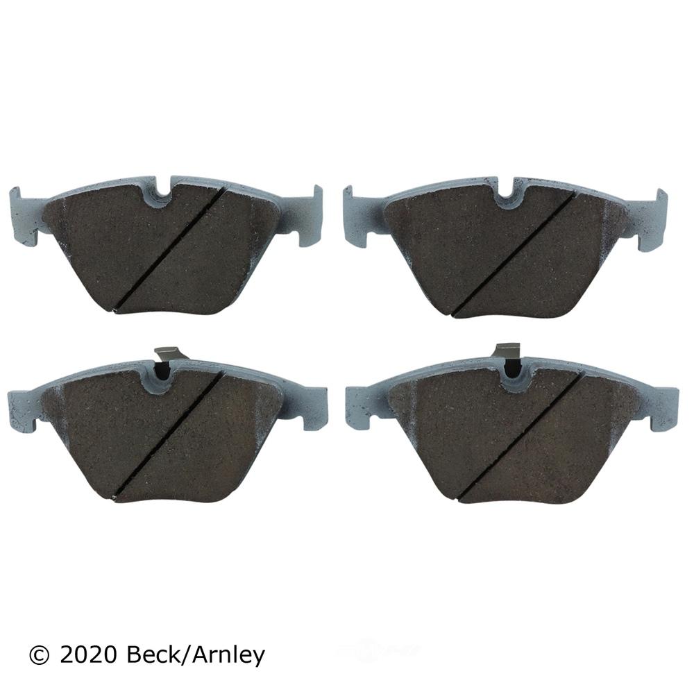 BECK/ARNLEY - Disc Brake Pad (Front) - BAR 085-1822