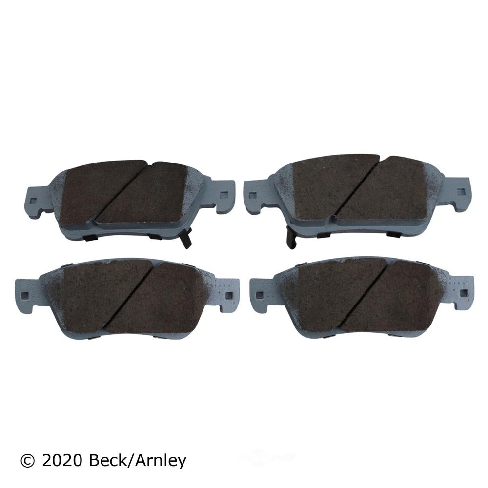 BECK/ARNLEY - Disc Brake Pad (Front) - BAR 085-1965
