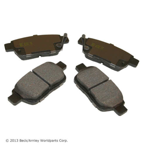 BECK/ARNLEY - Disc Brake Pad - BAR 086-1723C