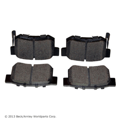 BECK/ARNLEY - Disc Brake Pad - BAR 086-1733C