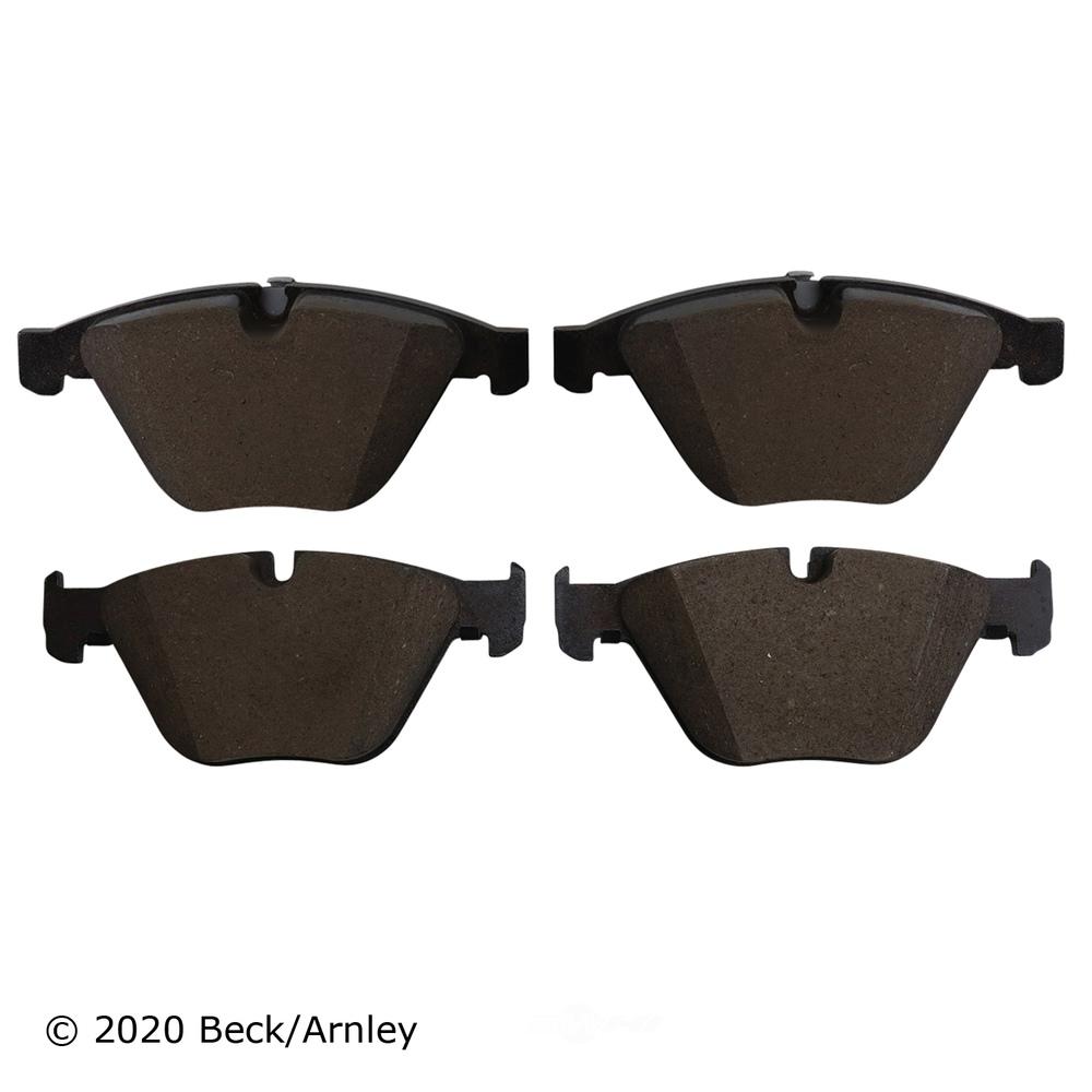 BECK/ARNLEY - Disc Brake Pad (Front) - BAR 089-1822