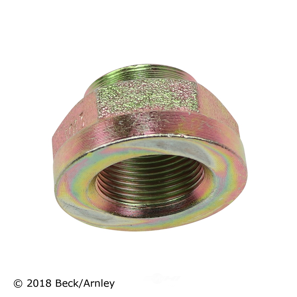 BECK/ARNLEY - Axle Nut (Front) - BAR 103-0502