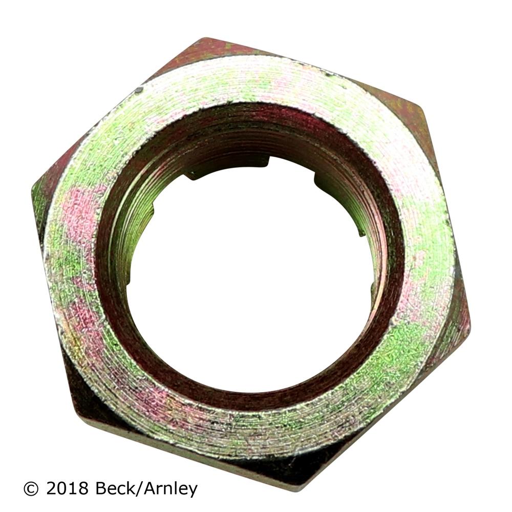 BECK/ARNLEY - Axle Nut - BAR 103-0511