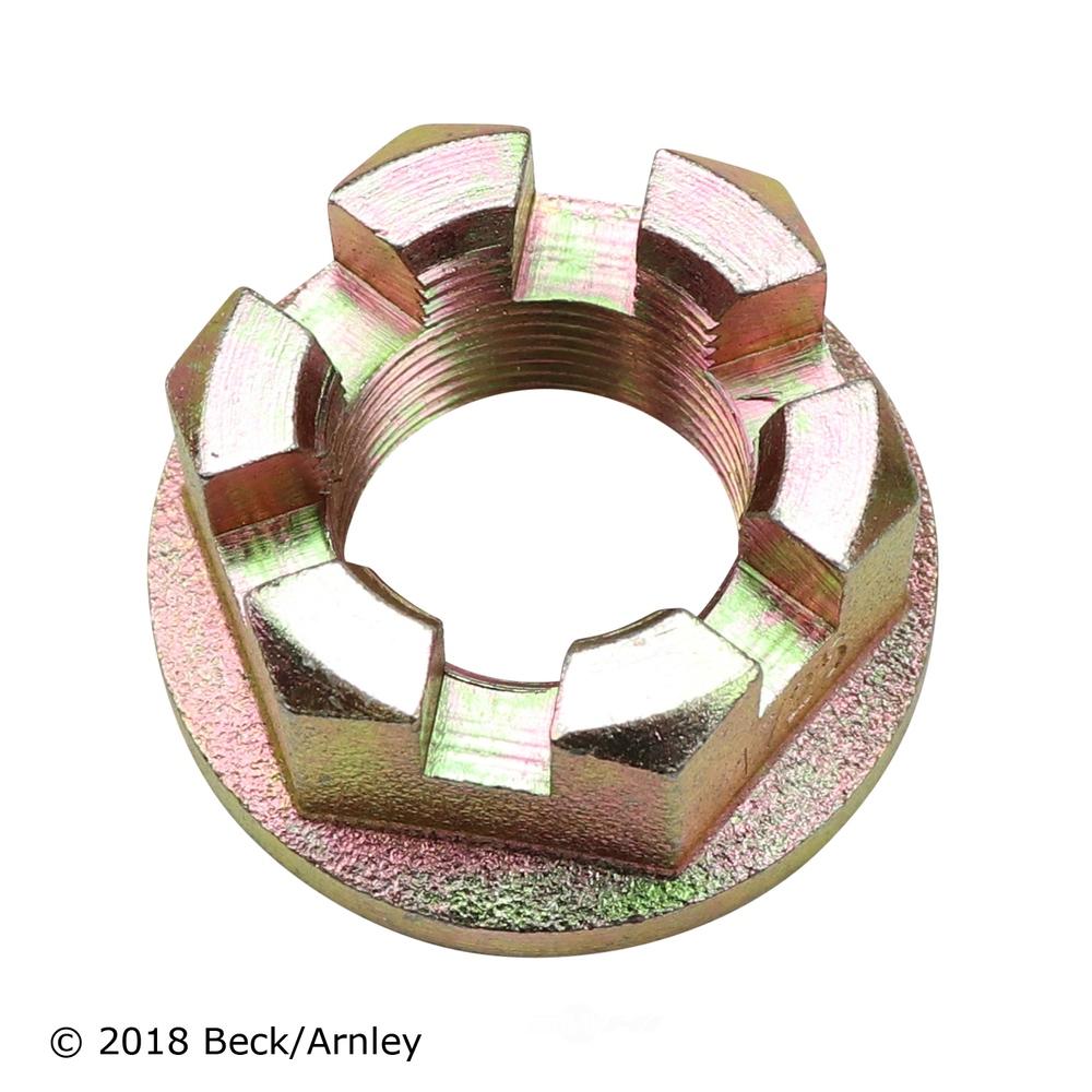 BECK/ARNLEY - Axle Nut (Rear) - BAR 103-0512