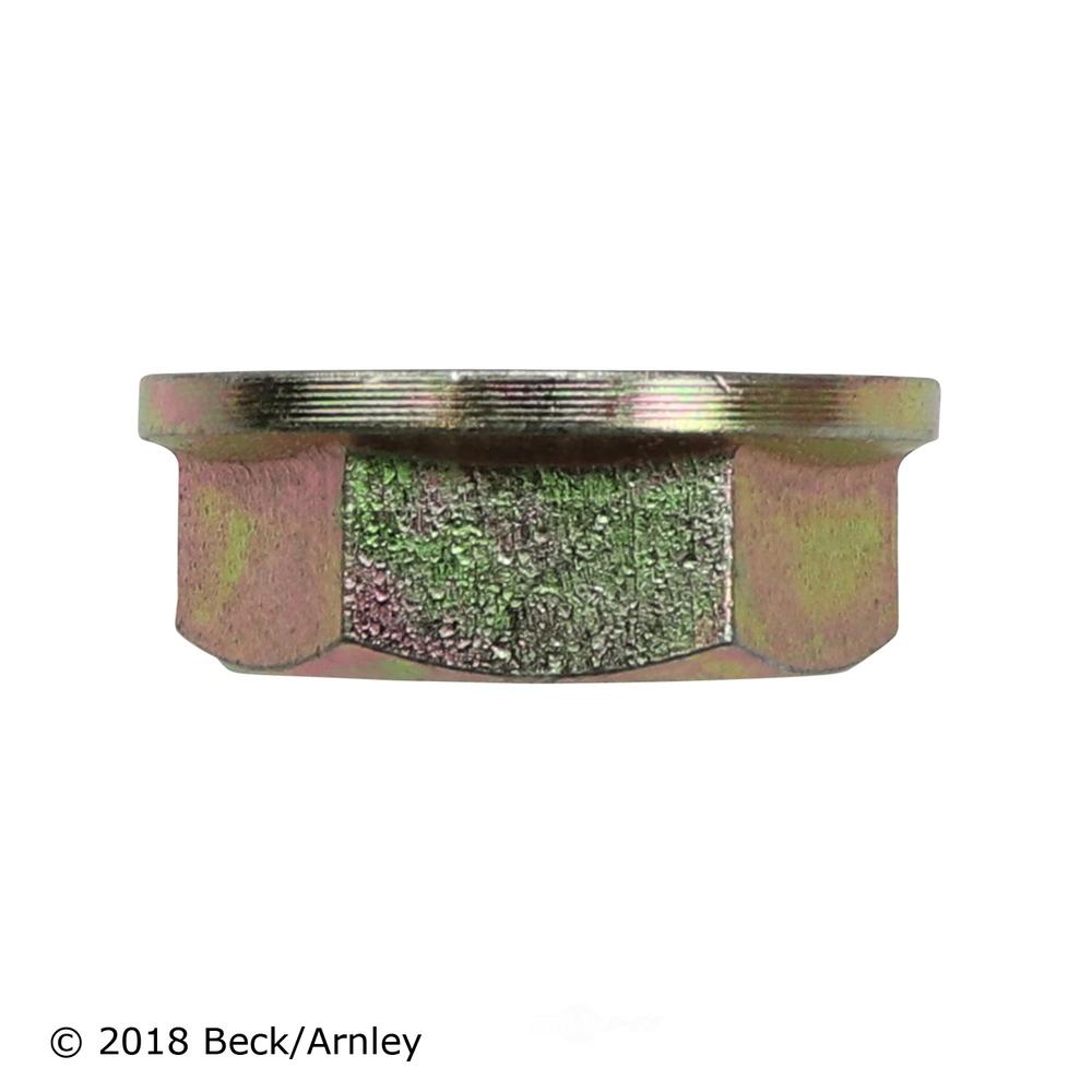 BECK/ARNLEY - Axle Nut (Front) - BAR 103-0533