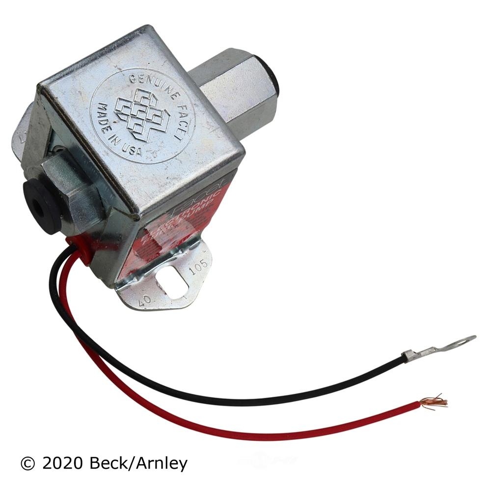BECK/ARNLEY - Electric Fuel Pump - BAR 152-0576