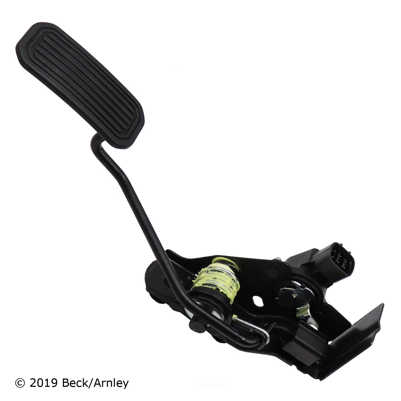 BECK/ARNLEY - Accelerator Pedal Sensor - BAR 158-1415