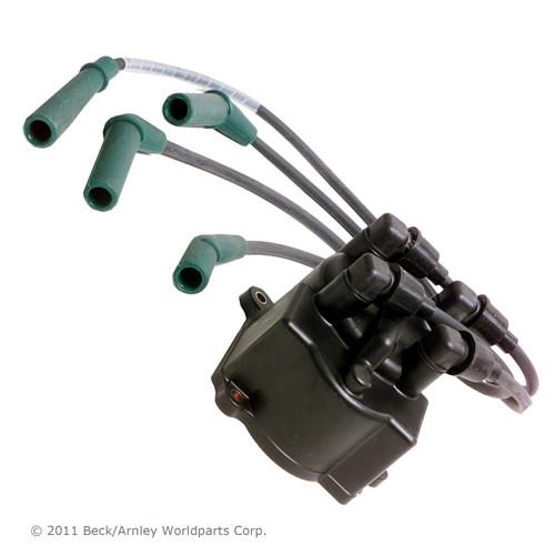 BECK/ARNLEY - Distributor Cap/Spark Plug Wires Kit - BAR 174-6983