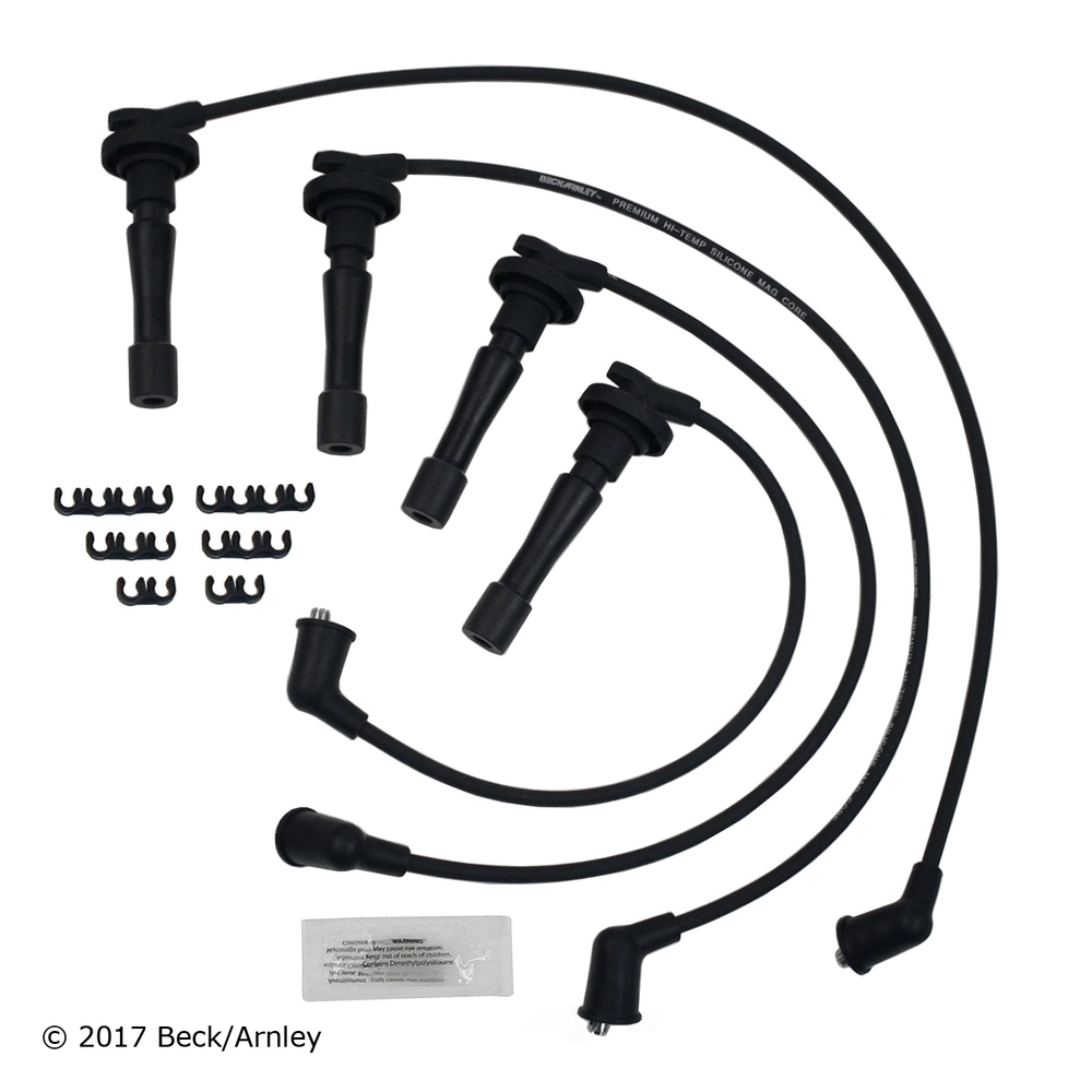 BECK/ARNLEY - Spark Plug Wire Set - BAR 175-6147