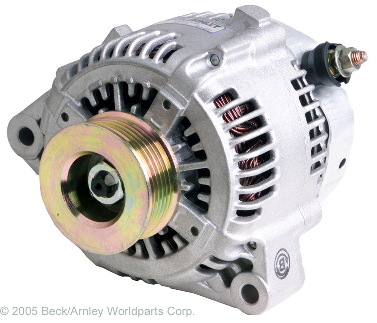 BECK/ARNLEY - Alternator - BAR 186-0649