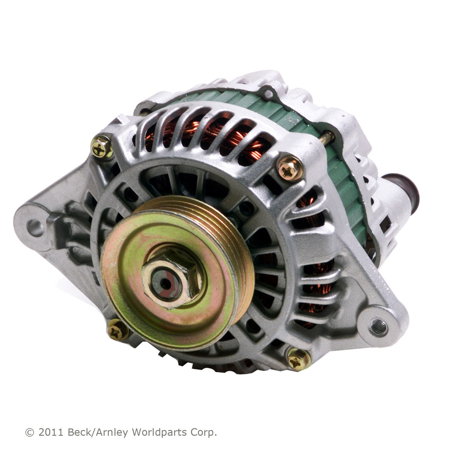 BECK/ARNLEY - Alternator - BAR 186-0680