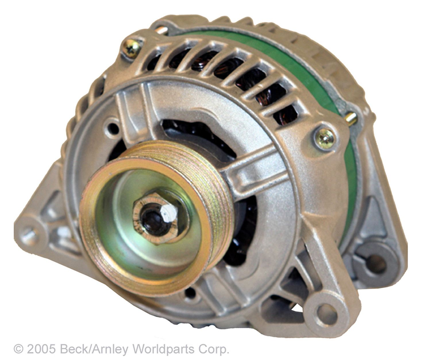 BECK/ARNLEY - Alternator - BAR 186-0972