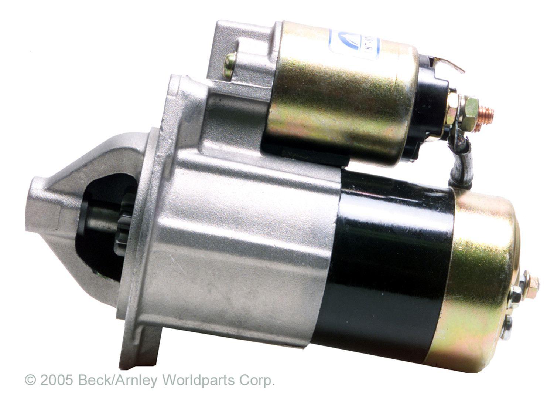 BECK/ARNLEY - Starter Motor - BAR 187-0748