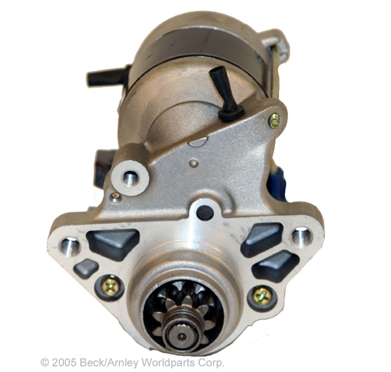 BECK/ARNLEY - Starter Motor - BAR 187-0778
