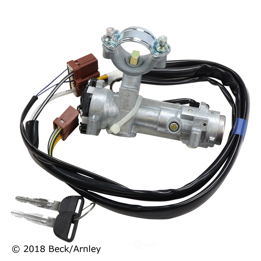 BECK\/ARNLEY - Ignition Lock Assembly - BAR 201-1854