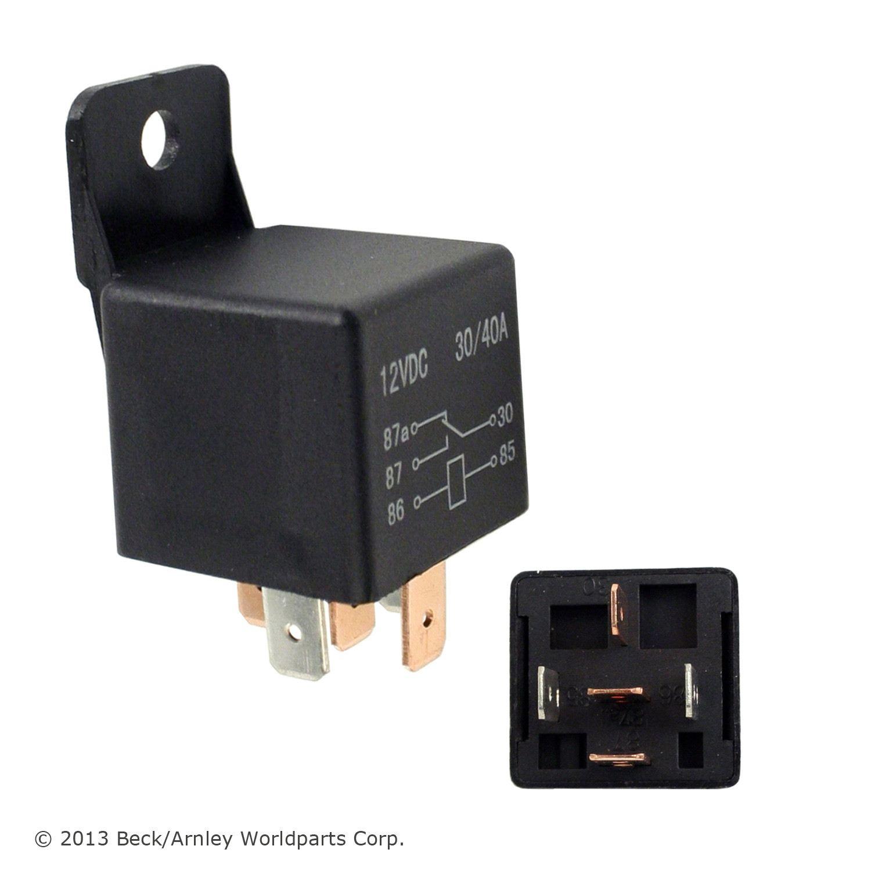 BECK/ARNLEY - Fuel Pump Relay - BAR 203-0012