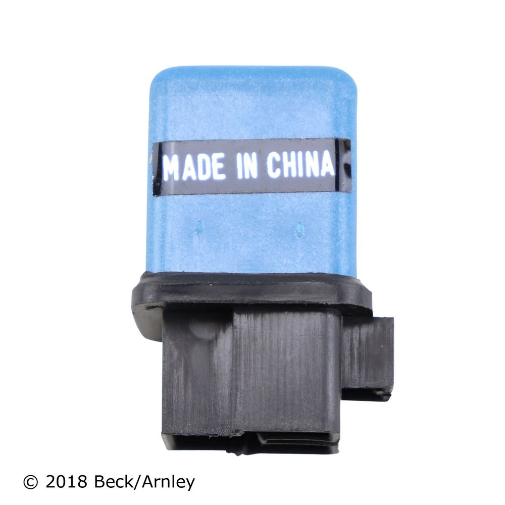 BECK/ARNLEY - Engine Cooling Fan Motor Relay - BAR 203-0084