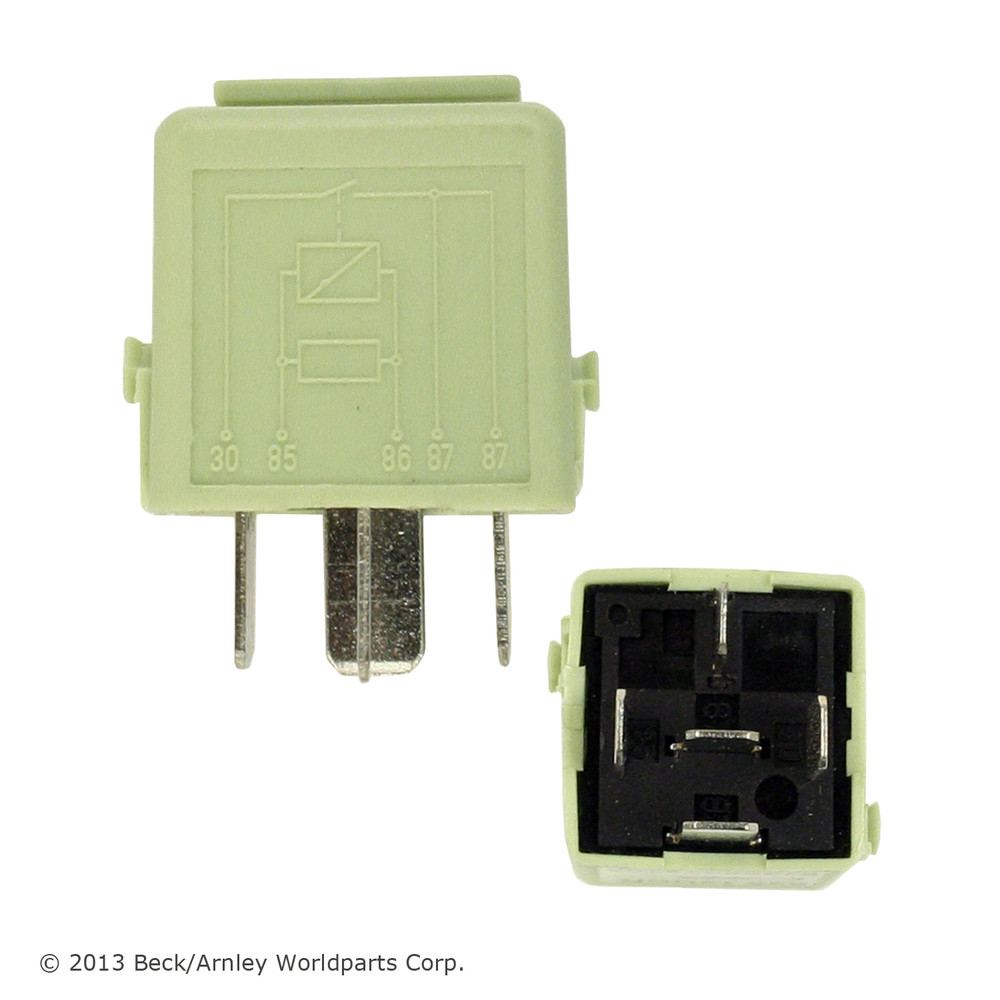 BECK/ARNLEY - Rear Window Defogger Relay - BAR 203-0131