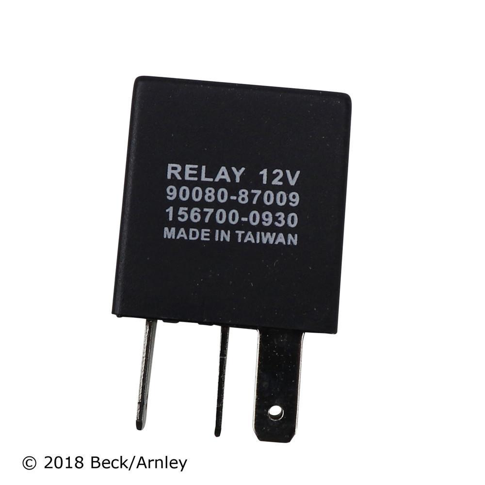BECK\/ARNLEY - Sunroof Relay - BAR 203-0198
