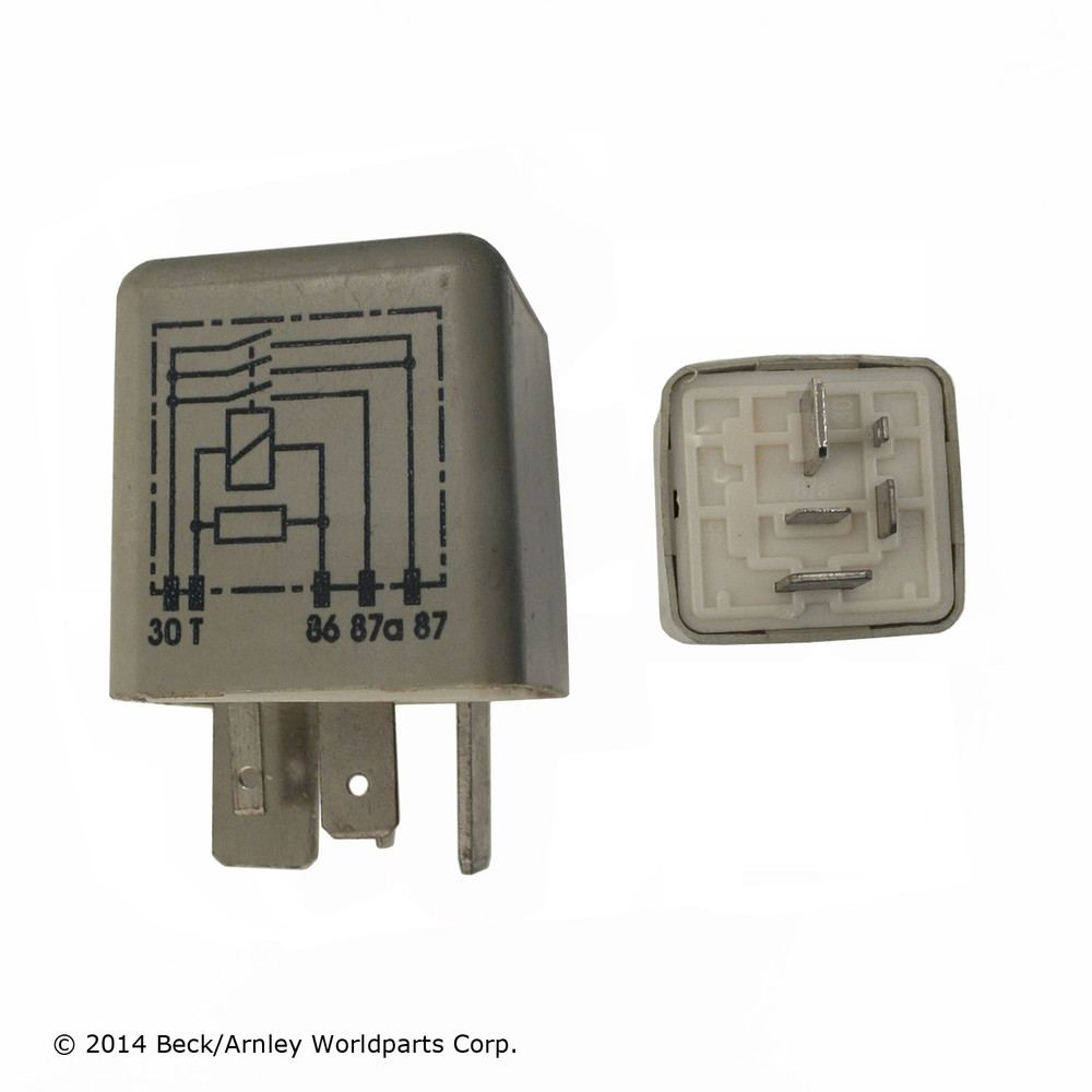 BECK/ARNLEY - Fuel Pump Relay - BAR 203-0268