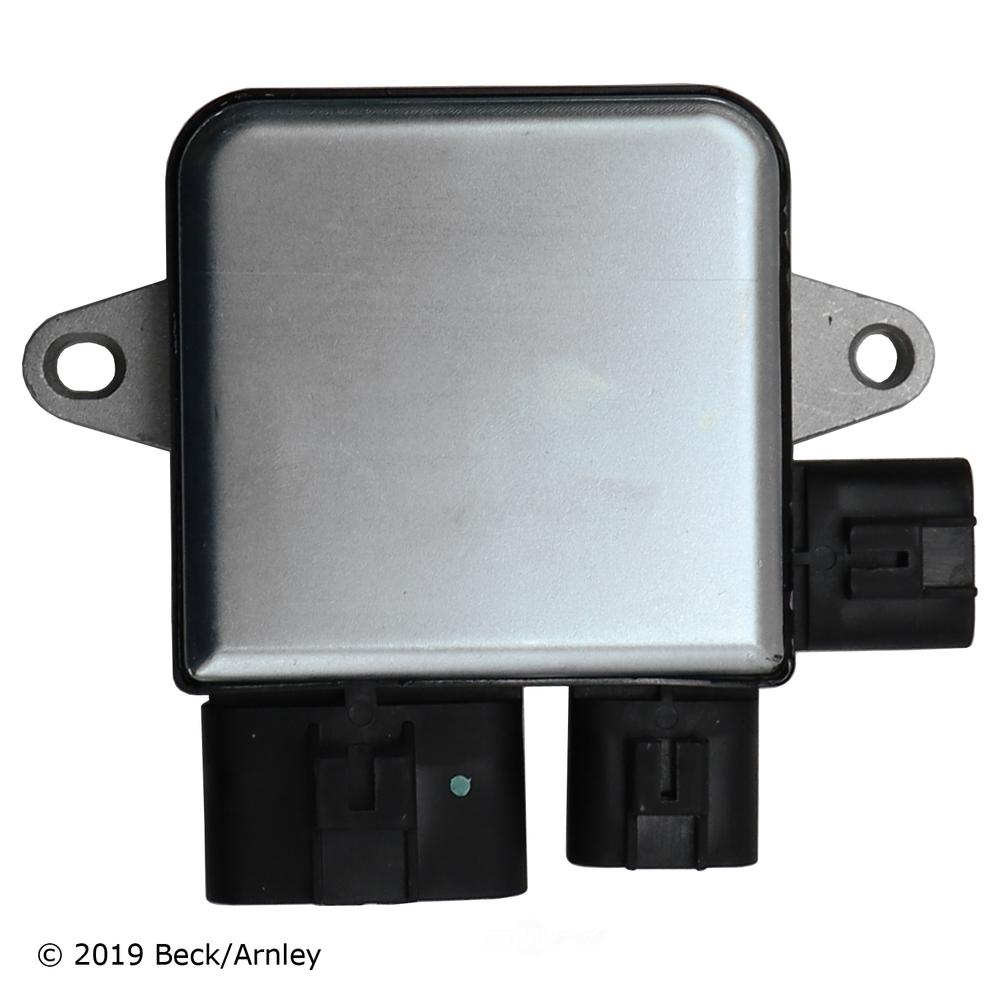 BECK/ARNLEY - Engine Cooling Fan Module - BAR 203-0276