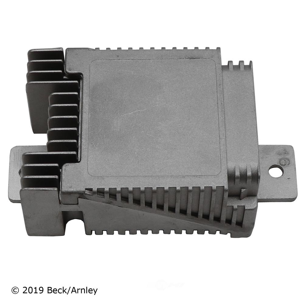 BECK/ARNLEY - Engine Cooling Fan Module - BAR 203-0277