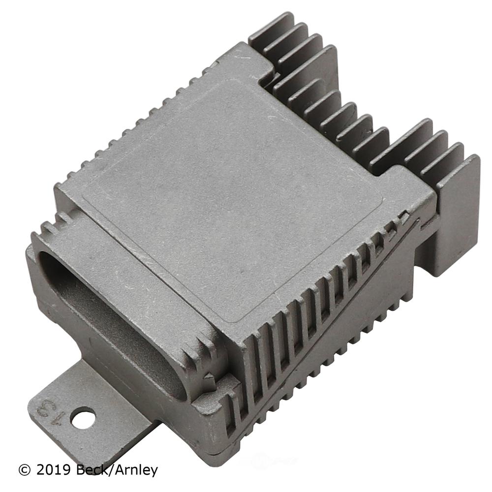 BECK/ARNLEY - Engine Cooling Fan Module - BAR 203-0280