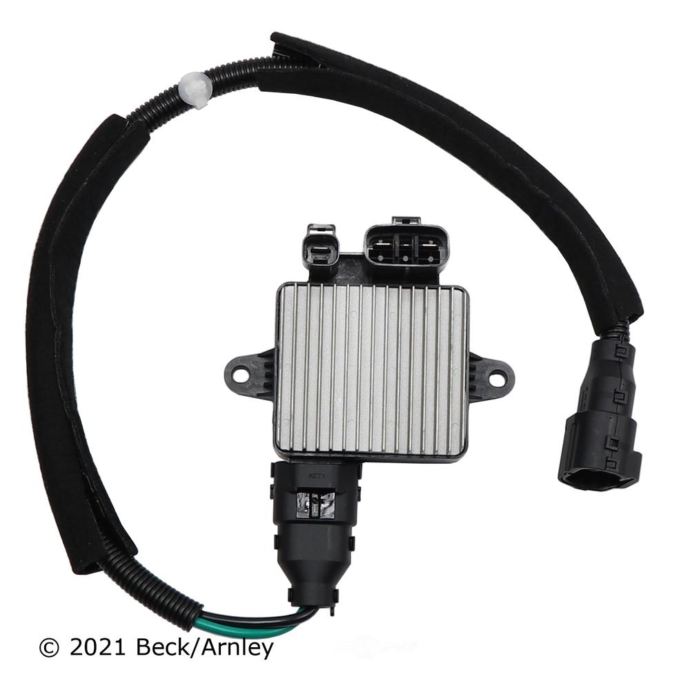 BECK/ARNLEY - Engine Cooling Fan Module - BAR 203-0282