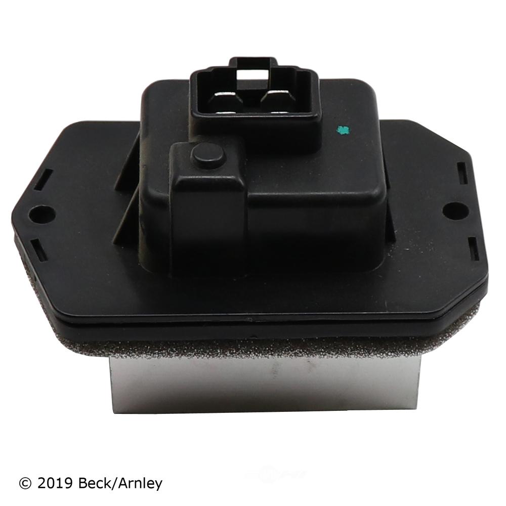 BECK/ARNLEY - HVAC Blower Motor Resistor - BAR 204-0002
