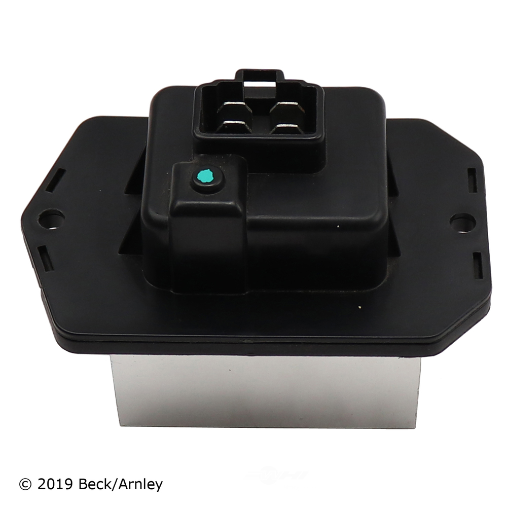 BECK/ARNLEY - HVAC Blower Motor Resistor - BAR 204-0005