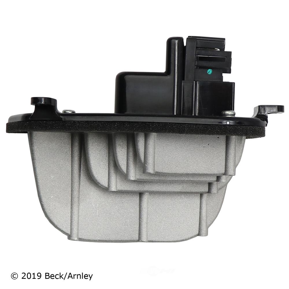 BECK/ARNLEY - HVAC Blower Motor Resistor - BAR 204-0007