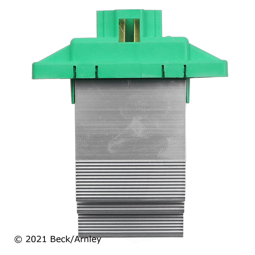 BECK/ARNLEY - HVAC Resistor - BAR 204-0083