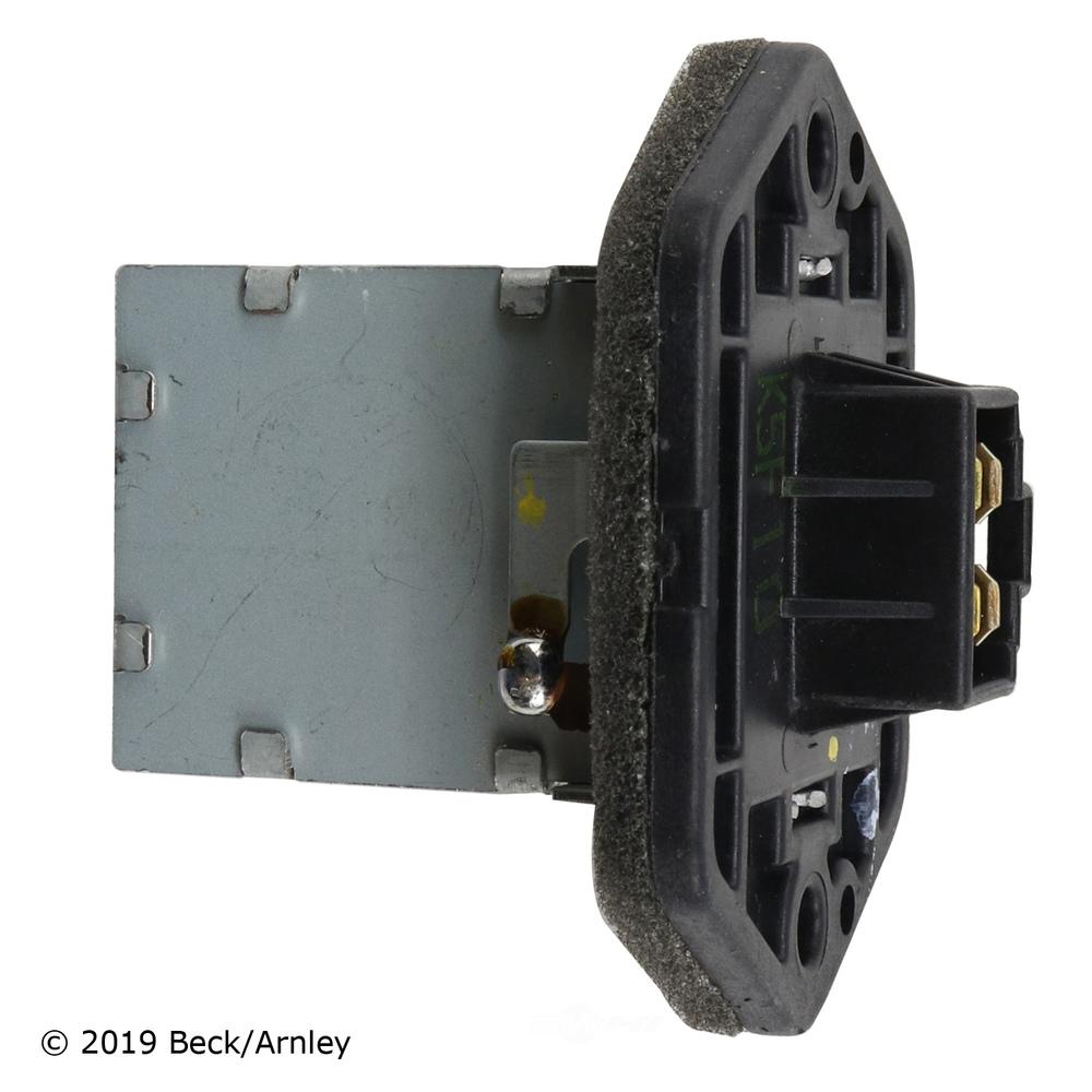 BECK/ARNLEY - HVAC Resistor - BAR 204-0085