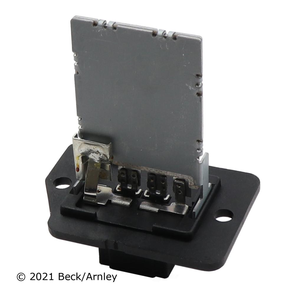BECK/ARNLEY - HVAC Resistor - BAR 204-0089