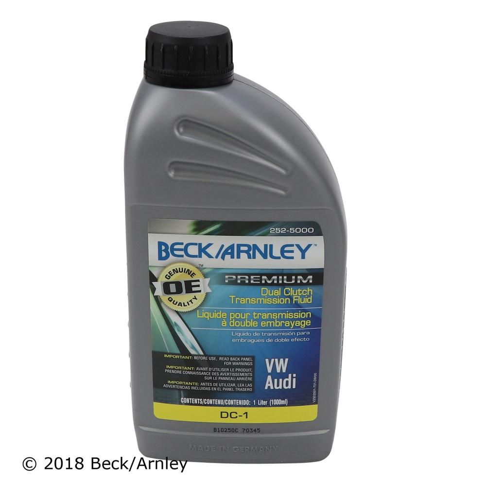 BECK/ARNLEY - Automatic Dual Clutch Transmission Fluid - BAR 252-5000