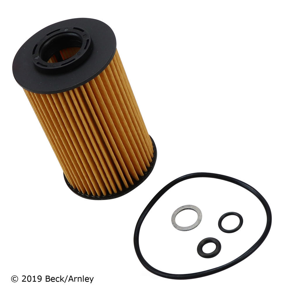 BECK/ARNLEY - Engine Oil Filter - BAR 041-0825