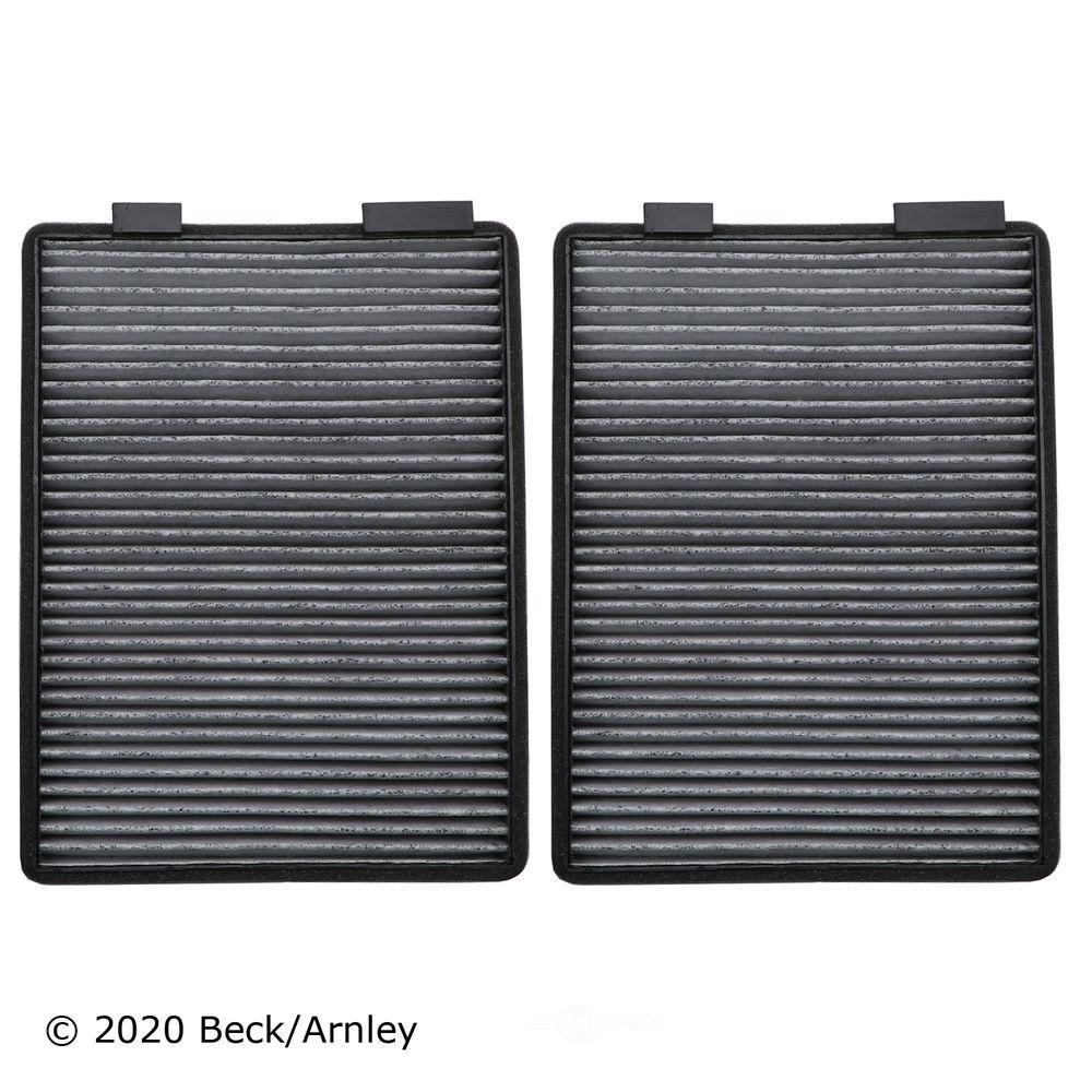 BECK/ARNLEY - Cabin Air Filter Set - BAR 042-2012