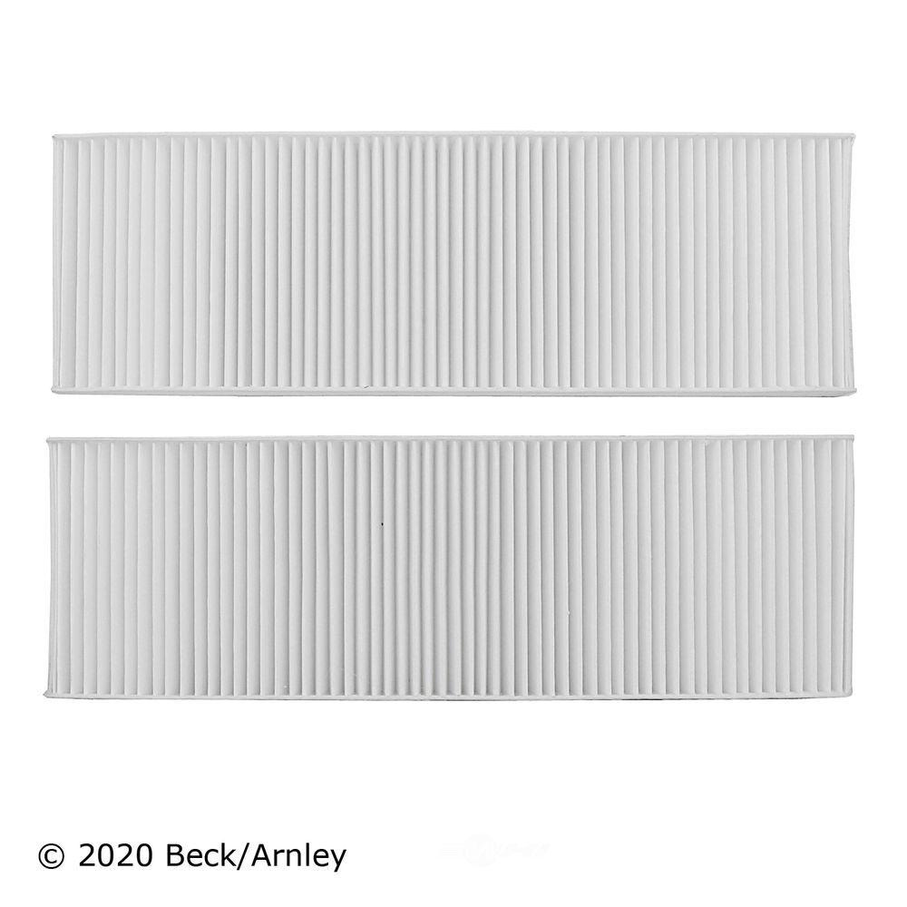 BECK/ARNLEY - Cabin Air Filter - BAR 042-2016