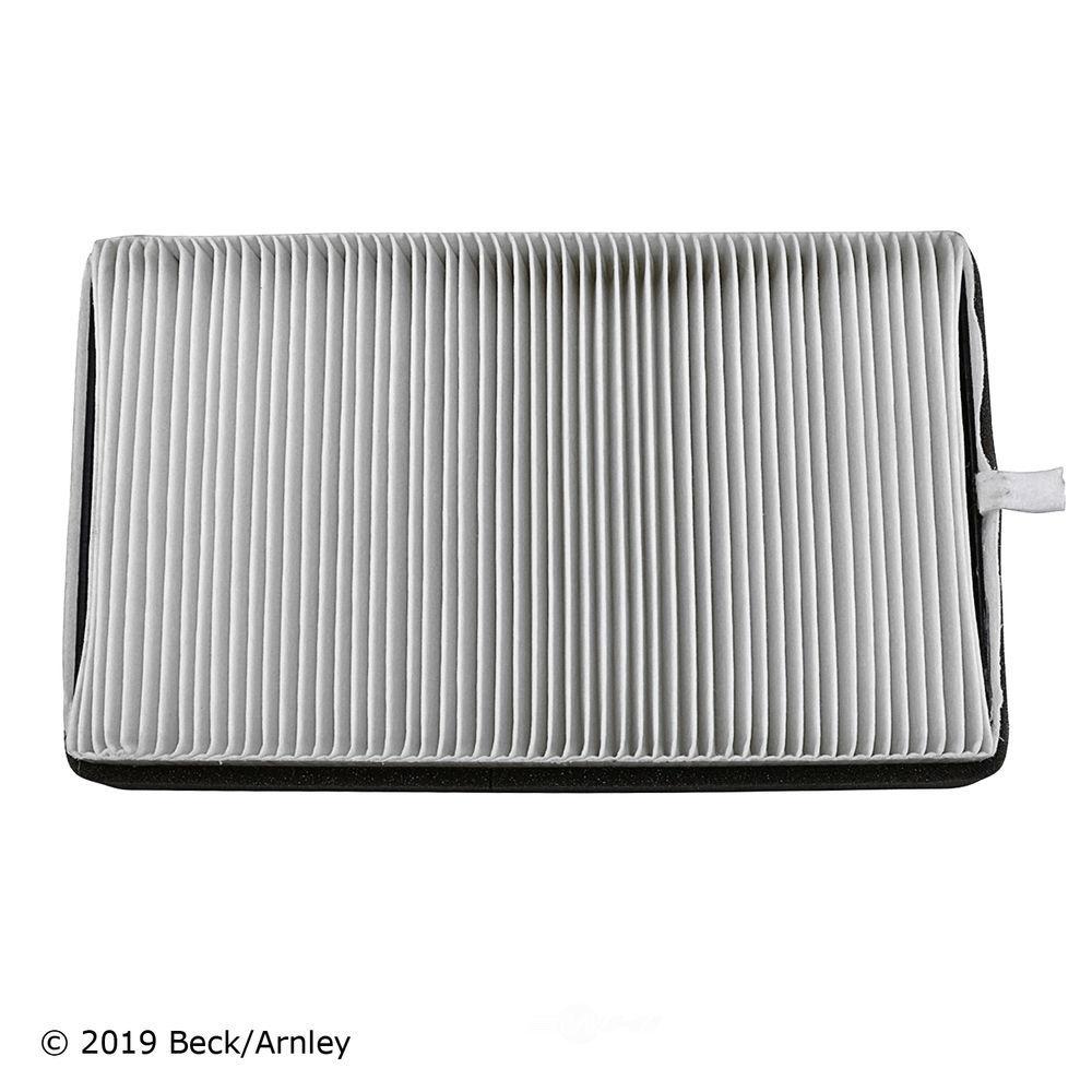 BECK/ARNLEY - Cabin Air Filter - BAR 042-2021
